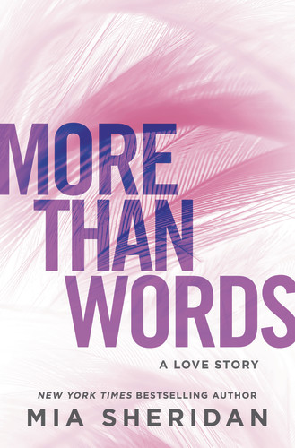 Romance, Mia Sheridan, More Than Words, Bea's Book Nook
