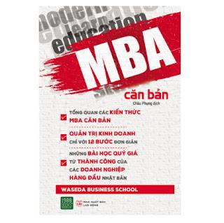 MBA Căn Bản ebook PDF-EPUB-AWZ3-PRC-MOBI