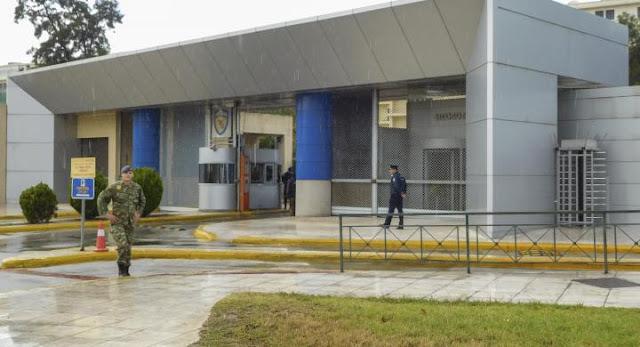 Πύλη Υπουργείου Άμυνας