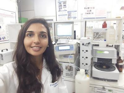 Realização: Jovem de Ponto Novo se torna Doutora em Química.