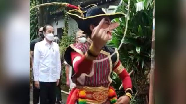 Jokowi, Petruk dan Pinokio