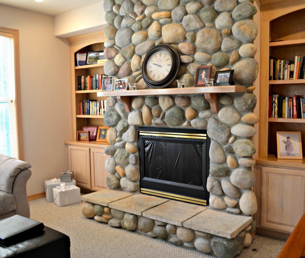 updating a 90 u0027s living room in a model home rachel teodoro