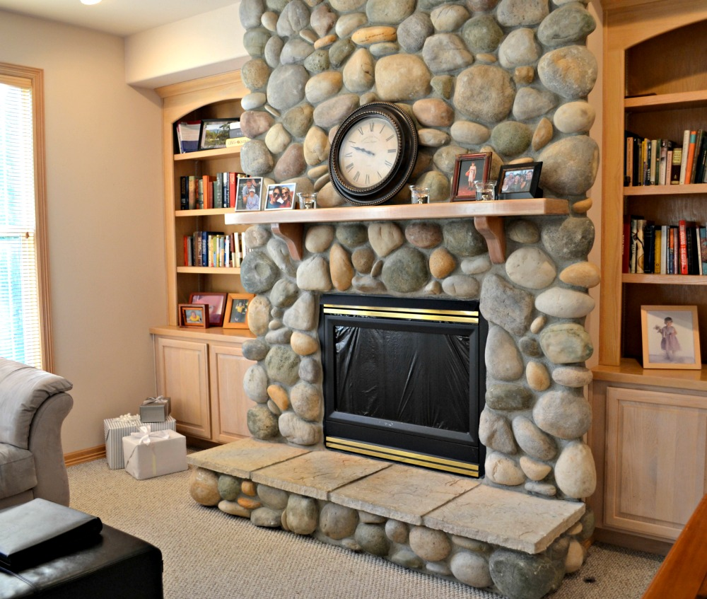 Updating a 90's Living Room in a Model Home - Rachel Teodoro on 90 Room  id=79774