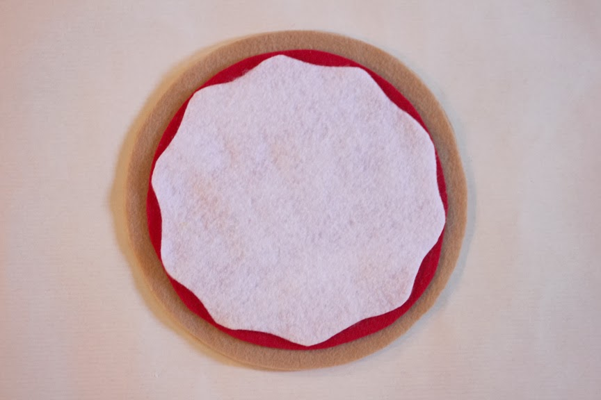 Play Food Felt Pizza Repeat Crafter Me