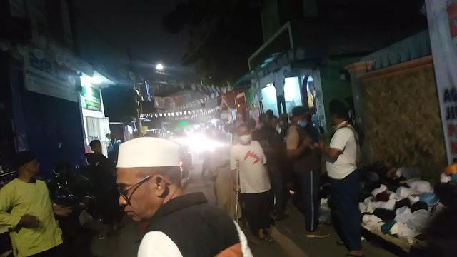 Simpatisan Habib Rizieq Sudah Padati Markas FPI di Petamburan