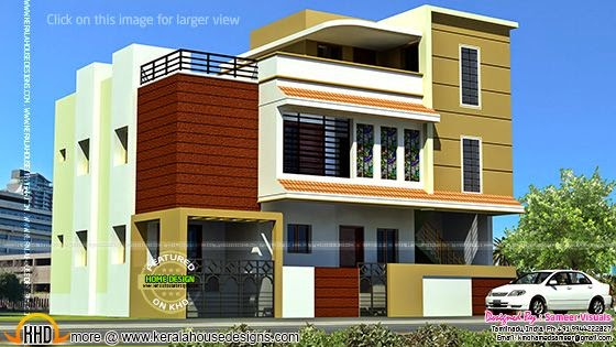 Tamilnadu model house