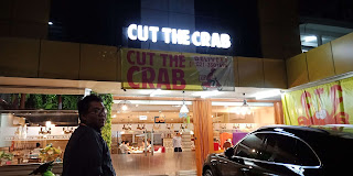 cut the crabs, review cut the crabs, rekomendasi berbuka puasa di cut the crabs Jakarta, makan seafood