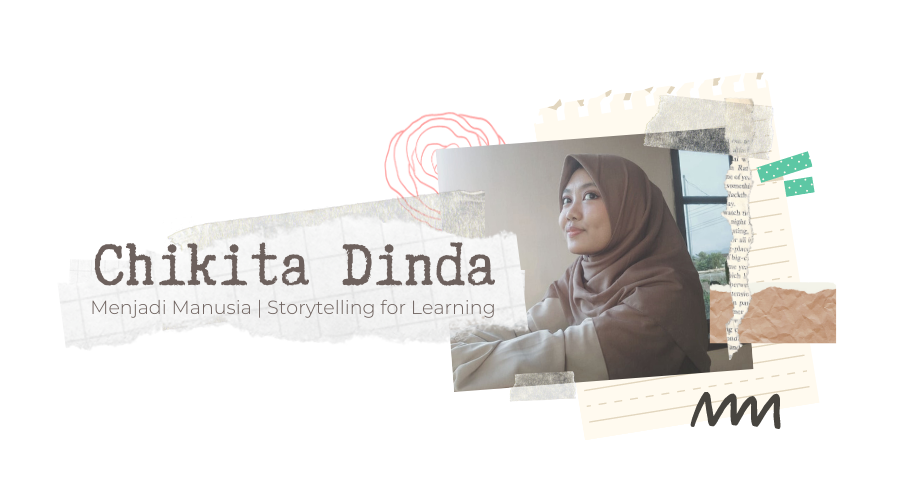 Chikita Dinda | Storytelling for Learning