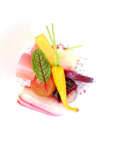Verduras del Loira en su jugo