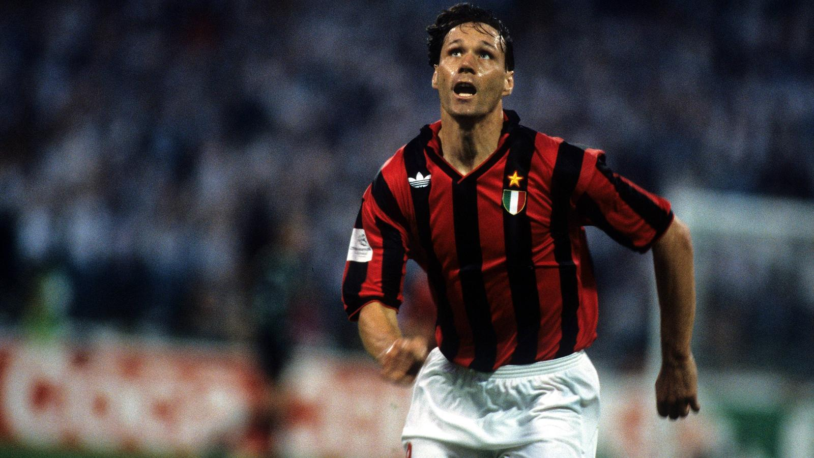 Soccer football or whatever AC Milan All time team