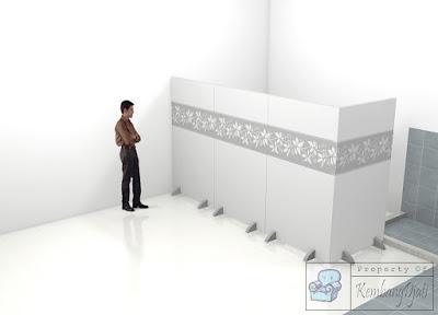 Partisi Interior Rumah Bisa Dipindah-Pindah + Furniture Semarang ( Partisi Semarang )