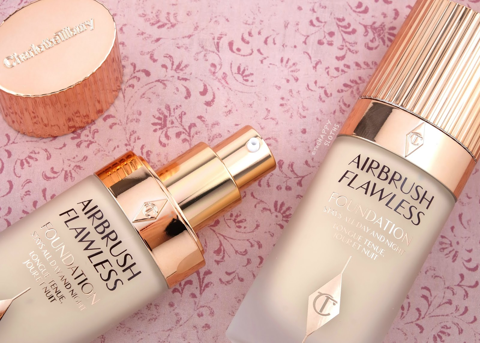 Charlotte Tilbury | Airbrush Flawless Foundation: Review