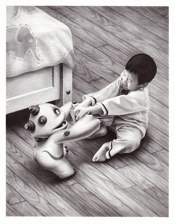07-In-jae-Byun-Ballpoint-Pen-Drawing-that-Tell-a-Story-www-designstack-co