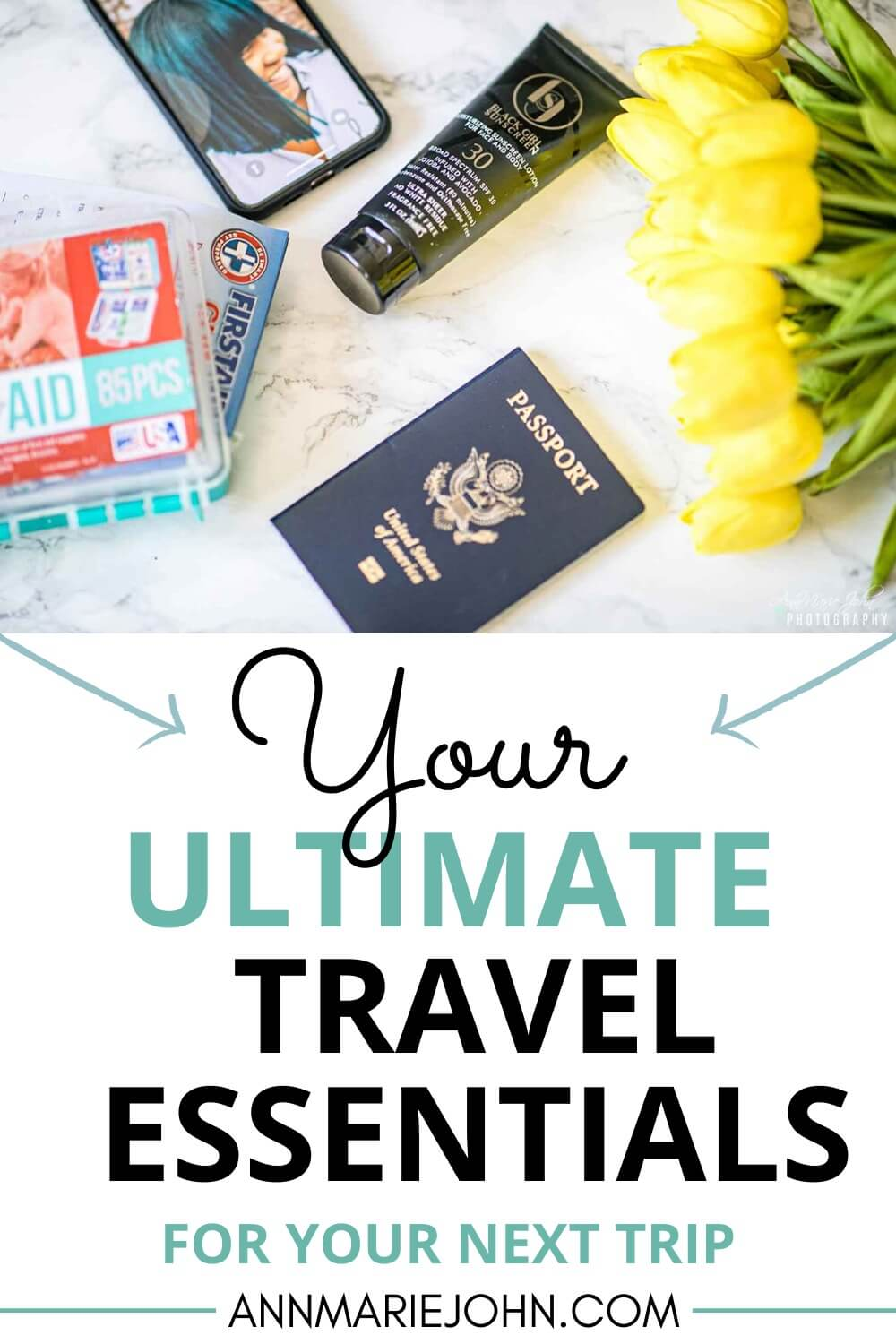 Your ultimate travel essentials for your next trip