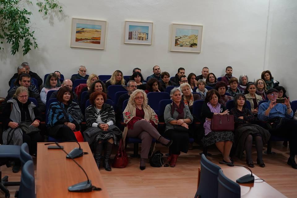 Ολοκληρώθηκαν οι βιβλιοπαρουσιάσεις της Δημοτικής Βιβλιοθήκης Πολυγύρου
