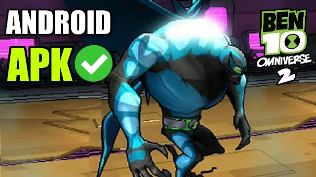 Download Ben 10 Omniverse 2 Game for Android - Ben 10 Omniverse 2 Android APK