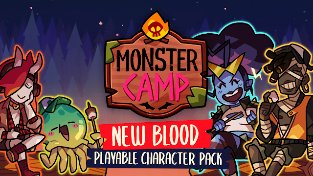 Monster Prom 2 Monster Camp