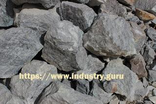 Industry Guru - image of calcined kyanite lumps