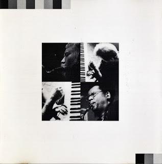 Borah Bergman, Anthony Braxton, Peter Brötzmann, Eight by Three