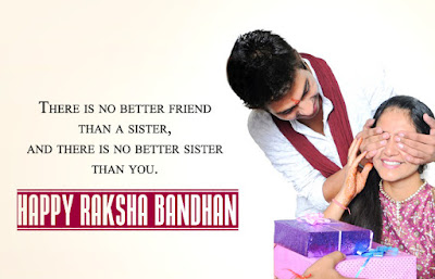 Happy Raksha Bandhan Wishes or Sister