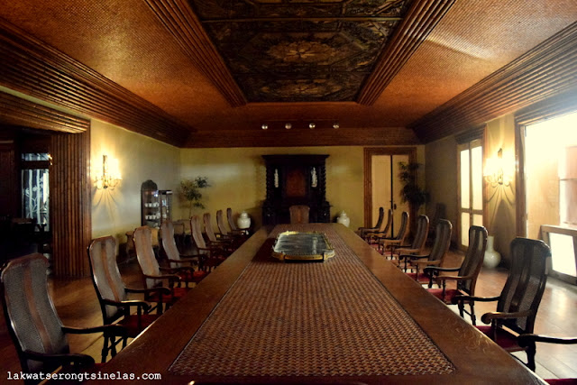HAS THE GRANDEUR OF THE ROMUALDEZ MUSEUM VANISHED?