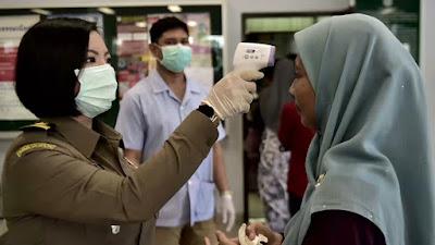 الصين تسجل رقما فسياسيا اخر في المصابين بفيروس كورونا الوافدين من الخارج