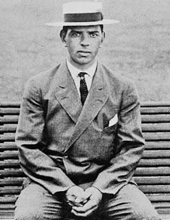 Golfer Willie Anderson