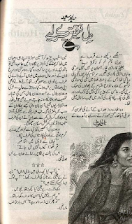 Dil faqeer tere liye by Madiha Saeed Online Reading