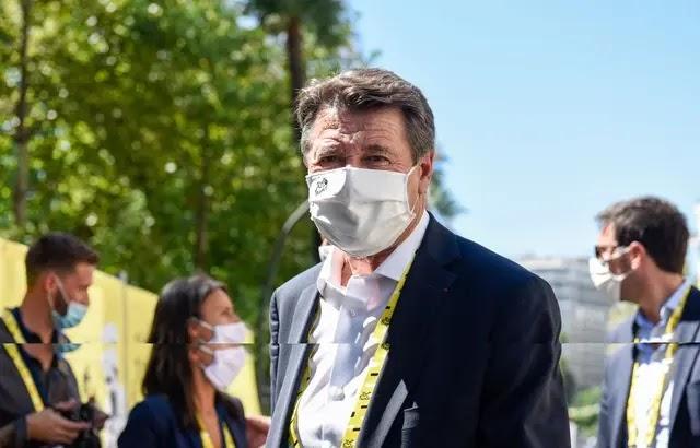 Présidentielle 2022 : Christian Estrosi veut voir la droite derrière Emmanuel Macron