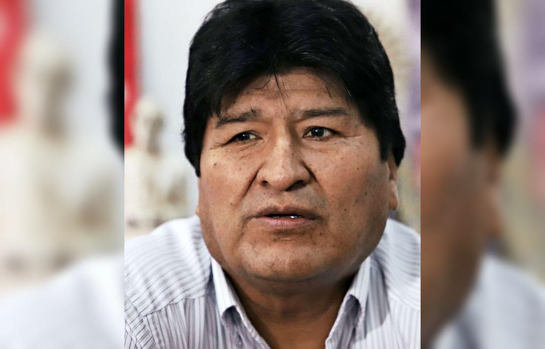 Senador Alejandro Navarro invita a Evo Morales a foro de DD.HH