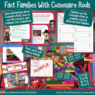 https://www.teacherspayteachers.com/Product/Fact-Families-With-Cuisenaire-Rods-242952?utm_source=blog%20post%2045b&utm_campaign=Fact%20Family%20Cuilsenaire