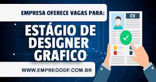 Estágio de Design Gráfico