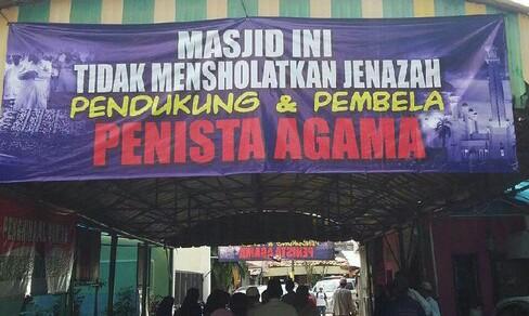 Lakpesdam PBNU: Politisasi Agama di Jakarta Sudah Overdosis
