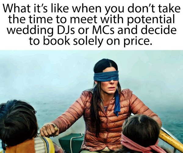 Booking A DJ Or MC Solely On Price