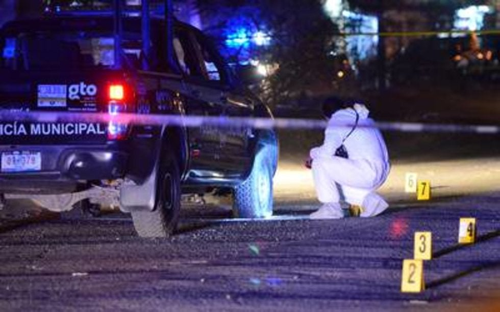 """""""En cumplimiento de su deber"""", Suman 109 policías ejecutados en lo que va del año"""