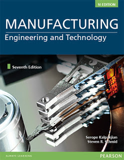 Download Solution Manual of Manufacturing Science and Technology By Serope Kalpakjian New Edition PDF