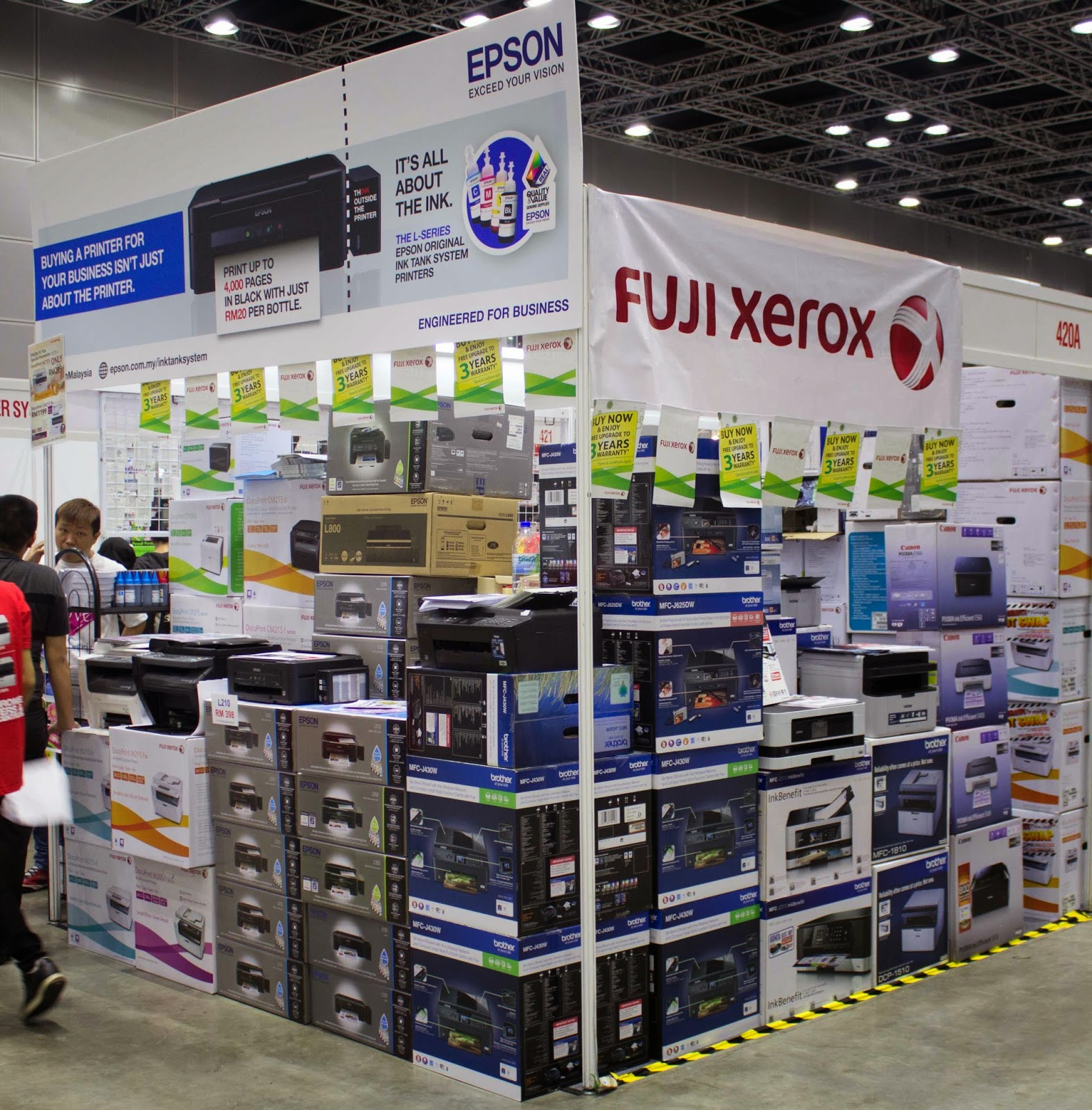 Coverage of PIKOM PC Fair 2014 @ Kuala Lumpur Convention Center 375