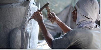 Teknik Pembuatan Patung - pustakapengetahuan.com
