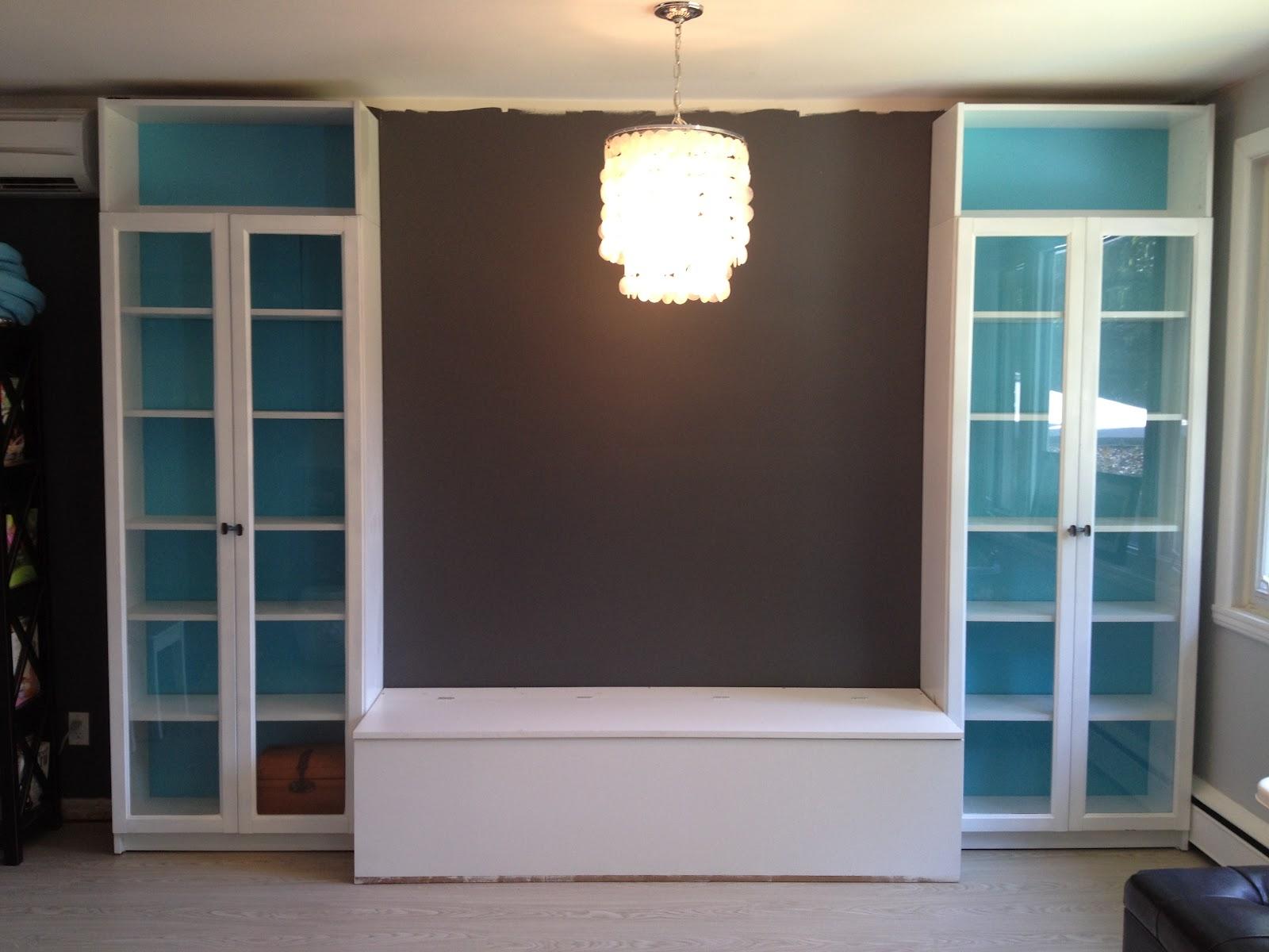 Diy Billy Bookcase Makeover Ikea Hack Zenshmen