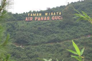 Wisata Pemandian Air Panas GUCI