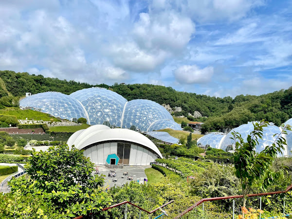 My visit to The Eden Project in Cornwall