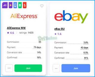 التسويق بالعمولة من البداية إلى الاحتراف aliexpress ebay