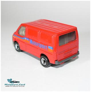 Matchbox, Ford Transit