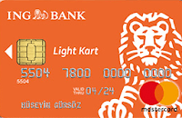 ING Light Card