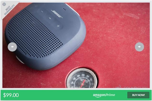 Bose SoundLink small