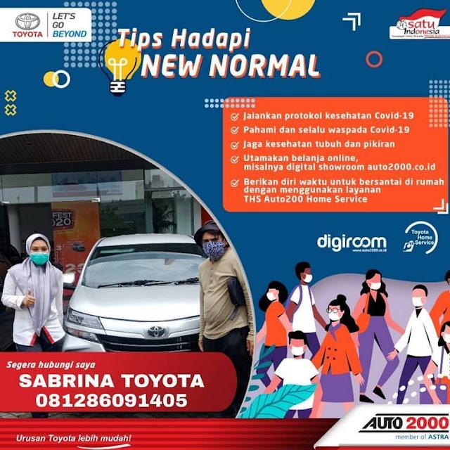 Toyota Auto2000 Tebet Sahardjo