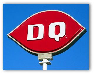 Dairy Queen, Sign