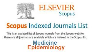 Free Scopus Indexed Journals in Epidemiology