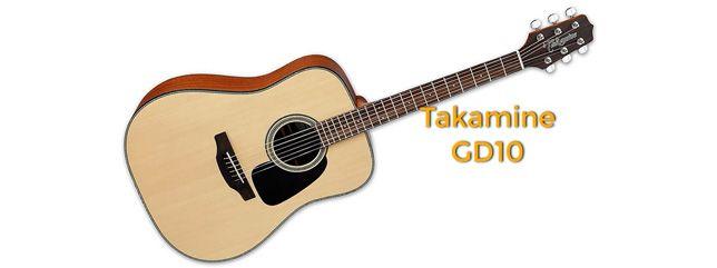 Takamine GD10 Guitarra Acústica