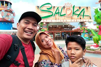 Saloka Theme Park, Salatiga
